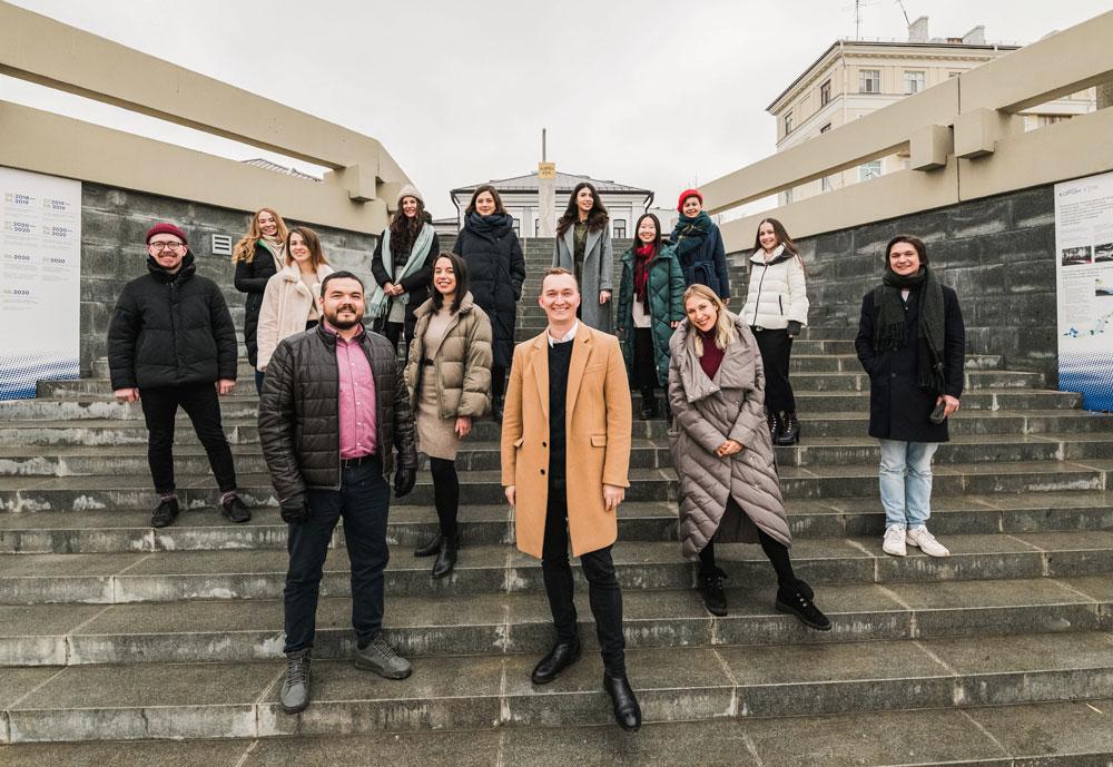 Конкурс  - III Российская молодежная архитектурная Биеннале, Татарстан, Россия, 2021
