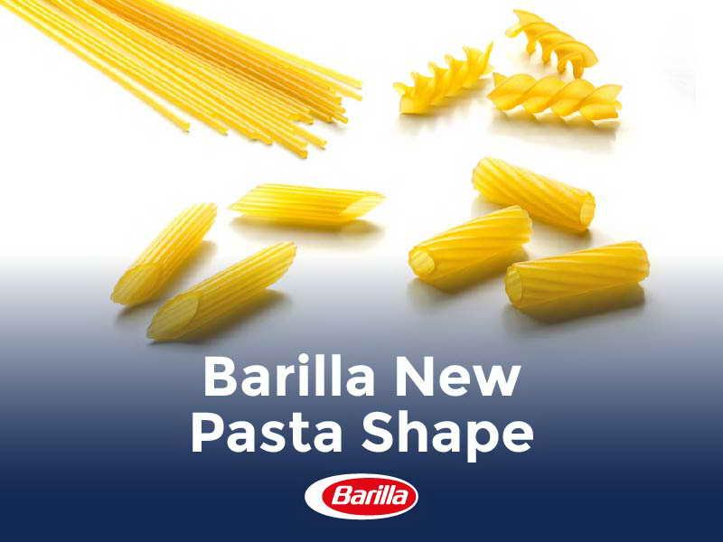 Конкурс Паста для Barilla, 2021