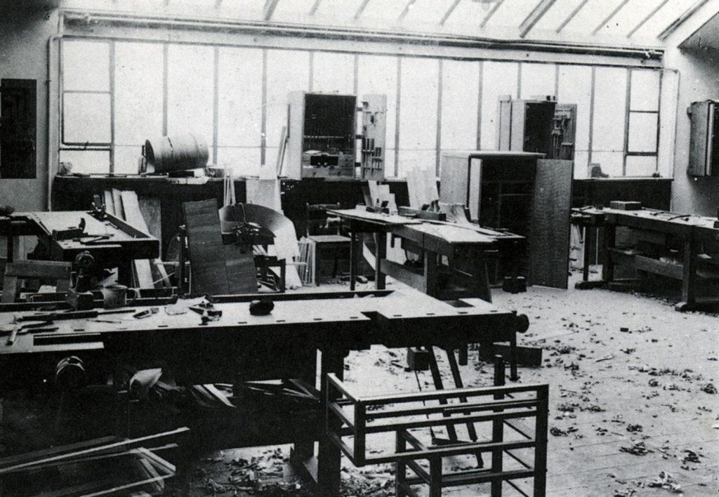 Конкурс кампус Bauhaus 2021
