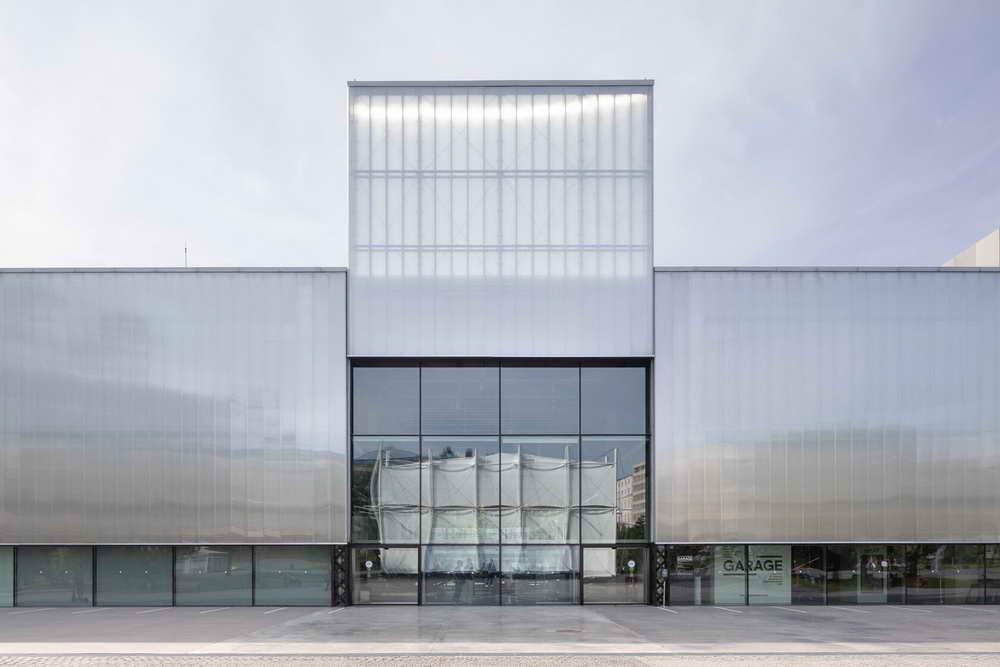 Архитектурный конкурс на разработку концепции летнего кинотеатра Garage Screen — 2022, Москва