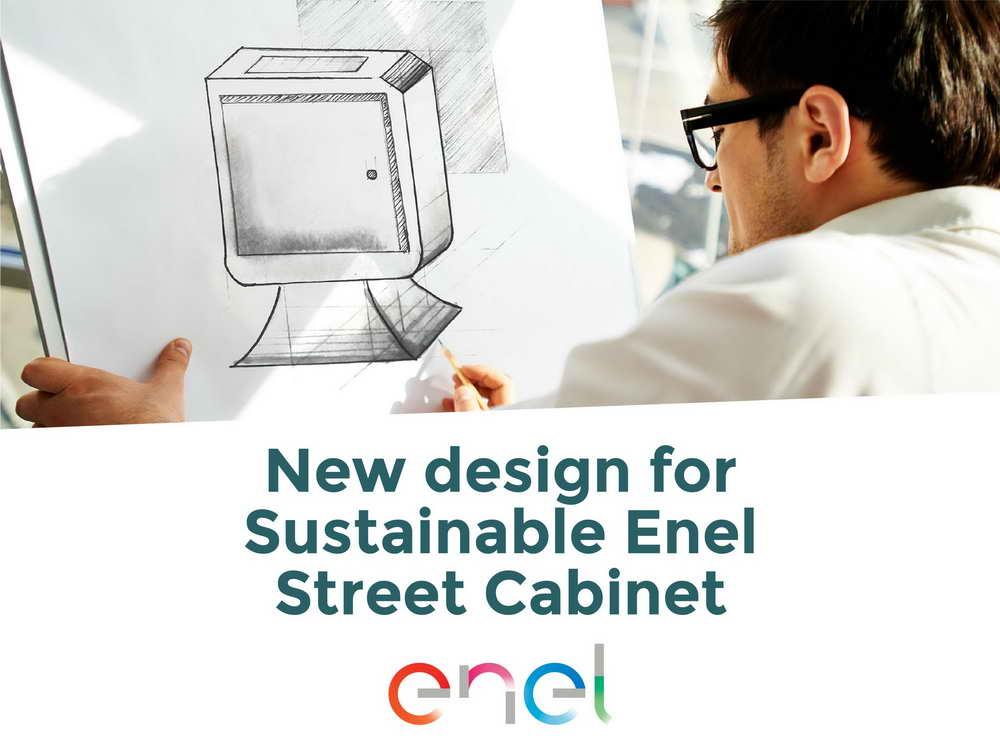 Конкурс Новый дизайн для «устойчивого» уличного электротехнического шкафа, Италия