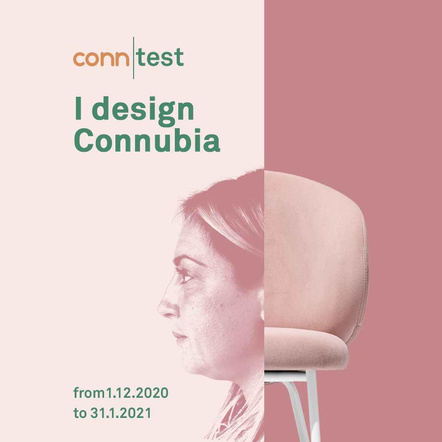 Конкурс I design connubia, Италия, 2021