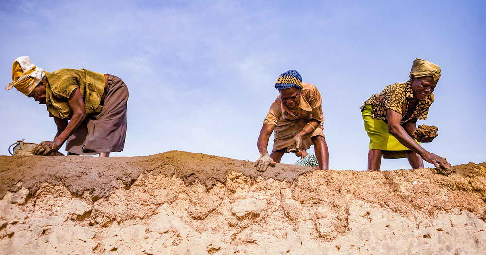 Архитектурный конкурс Kaira Looro 2021 Женский дом в Африке