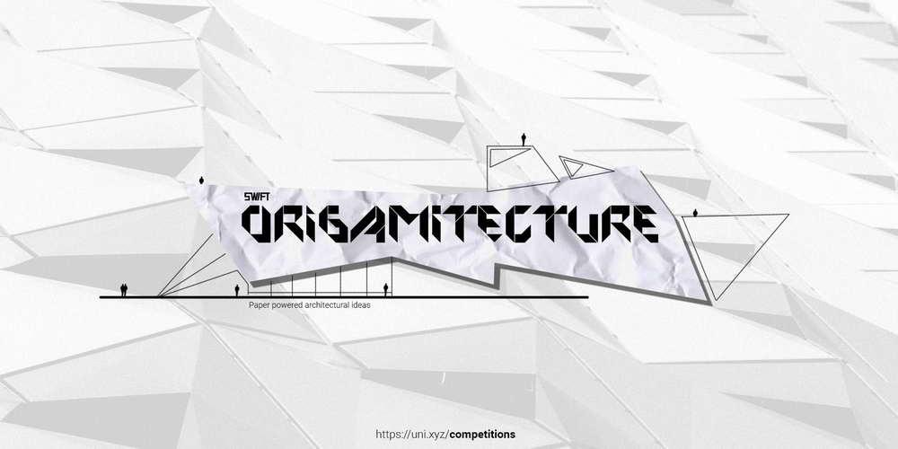 Конкурс »Оригамитектура«, 2020-2021