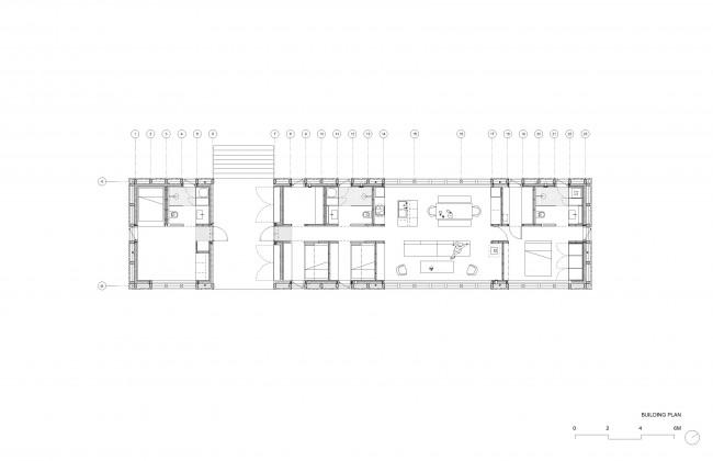 план дома архитекторов