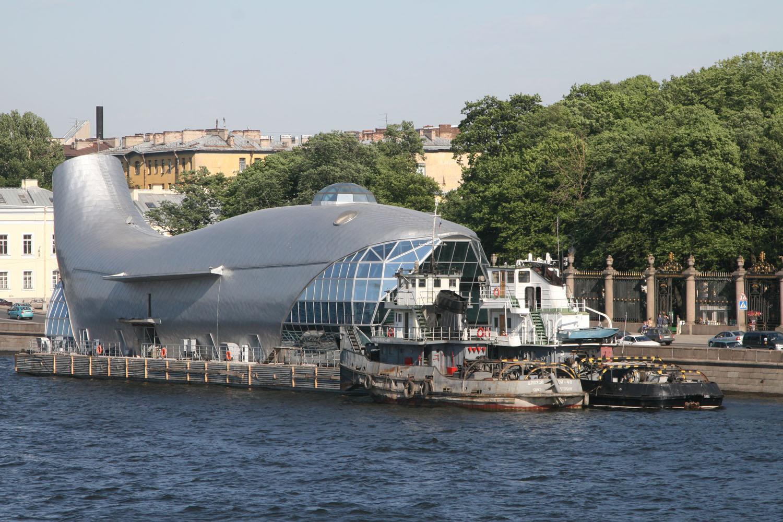 Архитектурная Рыба