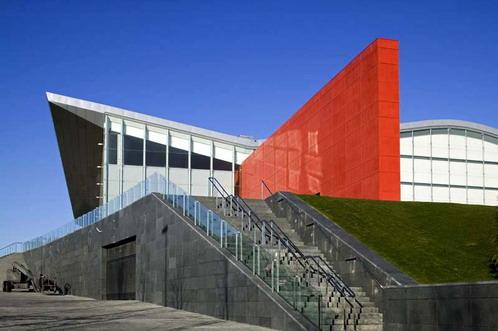 Рикардо Бофил спроектирует конгресс-центр в Стрельне.