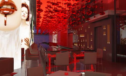 Красный свет в китайском ресторане