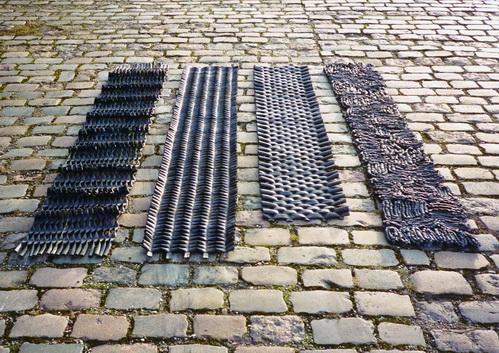 коврики из металла и резины