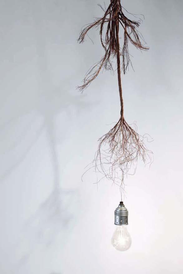 Мир в распаде, натюрморт с современным обществом, дизайн Charlotte Dumoncel d'Argence - фото Rene van der Hulst