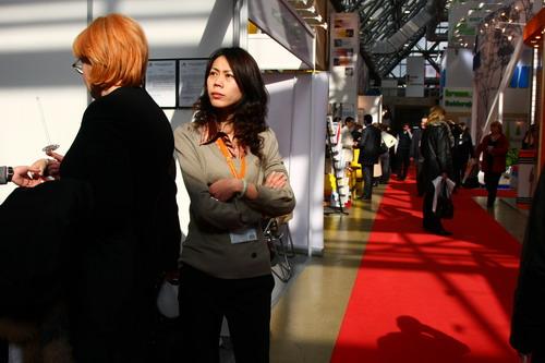 строительная выставка Mosbuild-2009