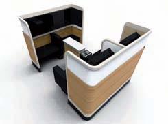 самолетные кресла, представленные компанией B/E Aerospace на выставке Aircraft Interiors 2009 в Гамбурге