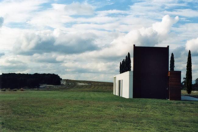 первый частный жилой дом, получивший зеленый сертификат, архитектор Антонио ди Оронзо, мастерская bluarch architecture