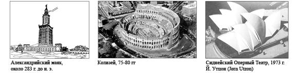 исторические здания как примеры вирус-объектов