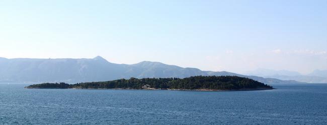 Фото острова Видо, на котором пройдет  архитектурный фестиваль