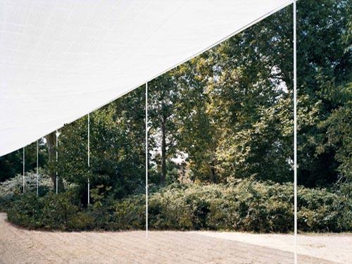 7 rooms 21 Perspectives, павильон на венецианском биеннале, архитекторы OFFICE Kersten Geers David Van Severen, Бельгия, фотограф Bas Princen, Нидерланды