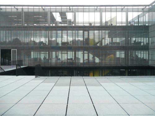 Офисное здание Voka, экстерьер, OFFICE Kersten Geers David Van Severen,