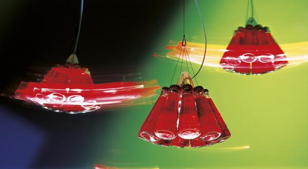 светильник Кампари, Инго Маурер
