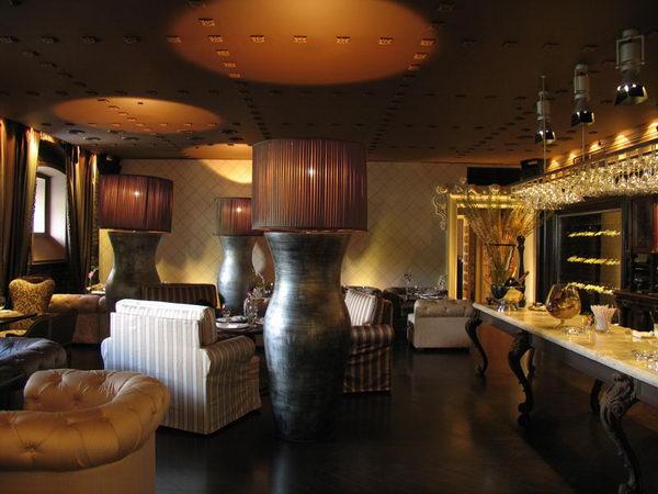 интерьер ресторана cippolino, дизайн ArchPoint