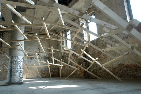 инсталляция для венецианского биеннале, 2006 г.
