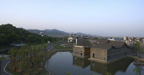 кампус Академии искусств, Ван Шу