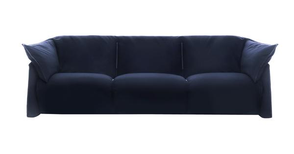 линия диванов и кресел La Mise, дизайн Luca Nichetto для Cassina