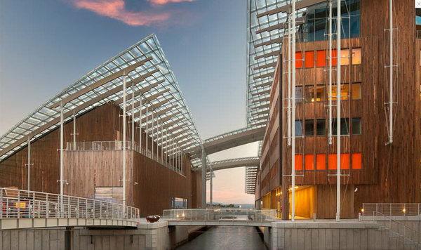 музей в Осло, архитектор Ренцо Пиано
