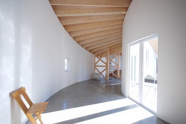 интерьер дома, входная зона