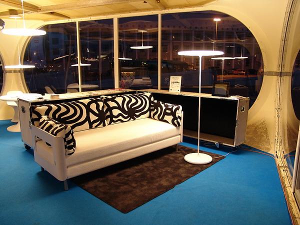 финский дизайн: диван Pedro и светильники Tapio Anttila.jpg