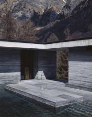 термальный бассейн в Вальце