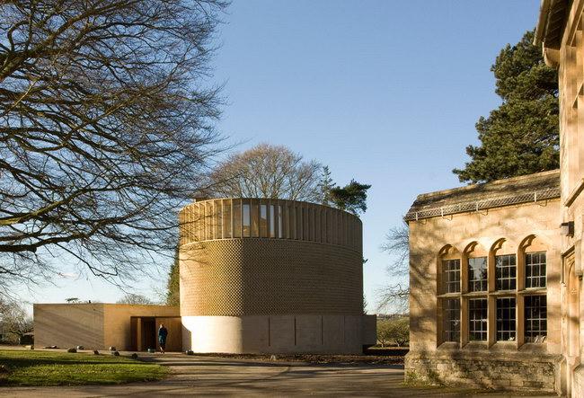 часовня Bishop Edward King в Оксфорде, © Niall McLaughlin Architects