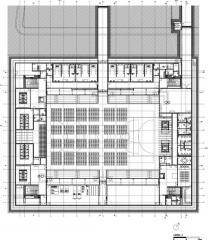 план подземного уровня