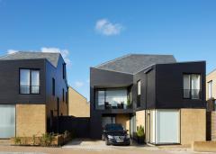 дом в жилом комплексе Newhall, архитектурная мастерская Alison Brooks Architects