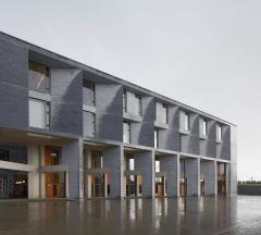 здание медицинской лаборатории в университете Лимерика, Graftone Architects
