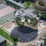 MDRV достроили здание Depot Boijmans Van Beuning в Роттердаме