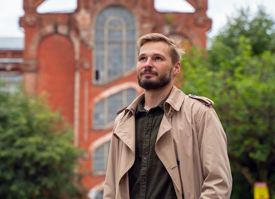 архитектор Никита Маликов