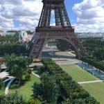 Новый Париж вокруг Эйфелевой башни