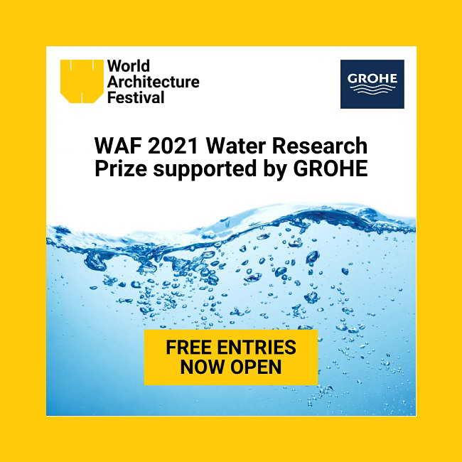 постер премии WAF 2021