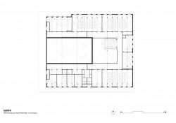 план второго этажа школы