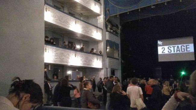 премьера 2 stage в театре на Каменном острове