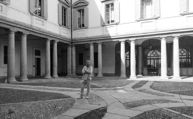 Aires Mateus в Palazzo-Litta