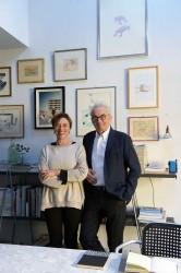 Caterina Mosca и Valerio Castelli