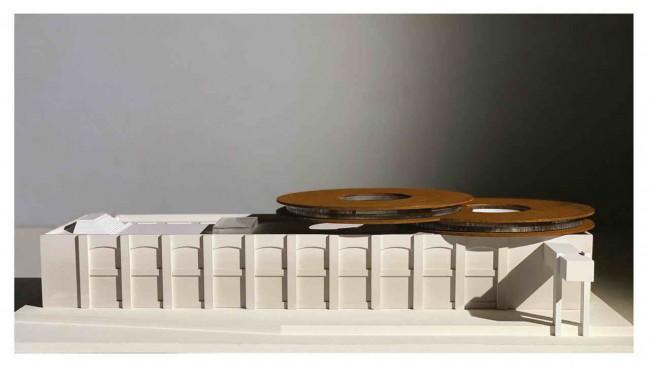 макет, Архитектурная группа ДНК
