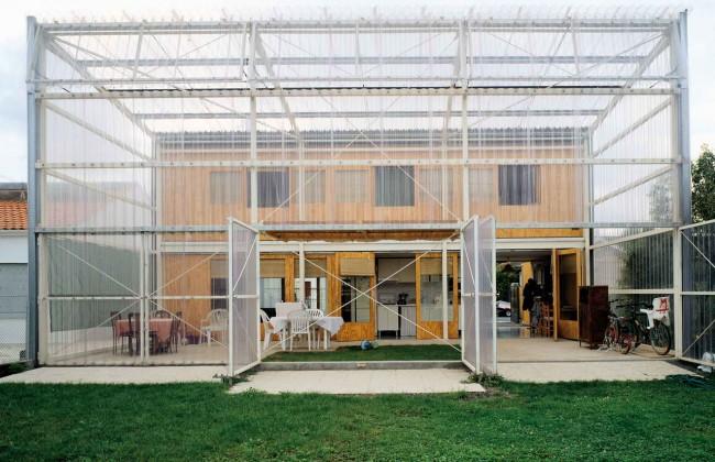 дом Latapie, Anne Lacaton и Jean-Philippe Vassal
