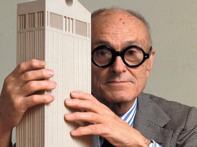 архитектор Филип Джонсон