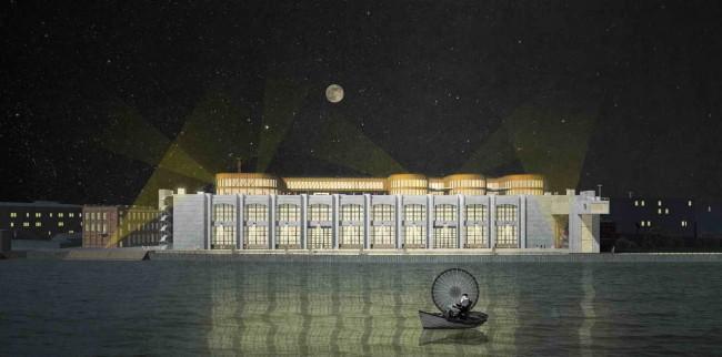 второе место: KATARSIS Architects