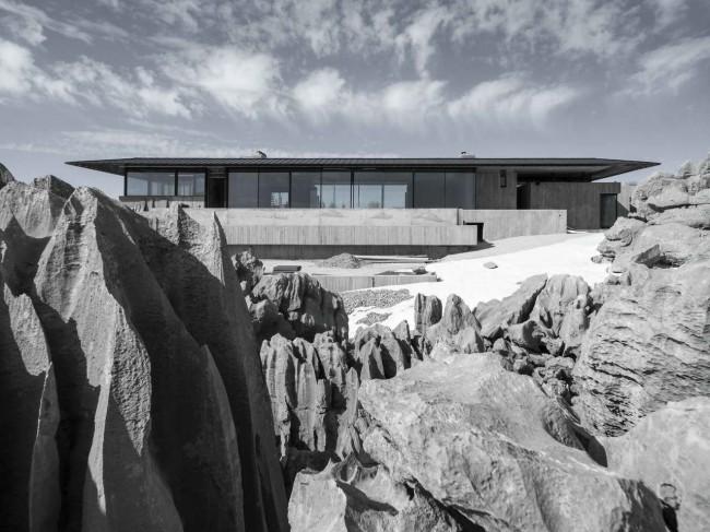 Дом на скалах, Карим Надер