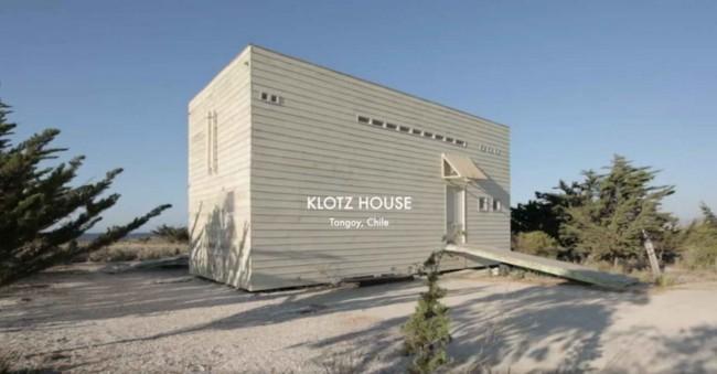 Klotz House в Чили