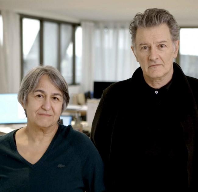 Притцкеровские лауреаты Anne Lacaton и Jean-Philippe Vassal