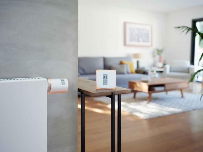 умные устройства для отопления, дизайн Филиппа Старка